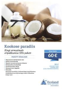 Kookose paradiis